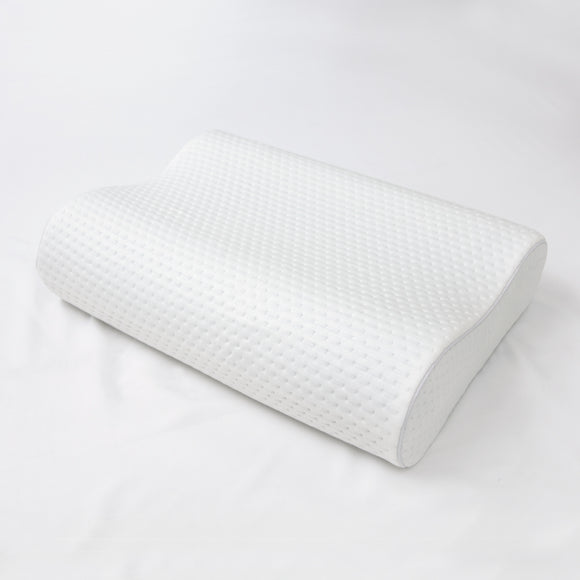 Luxury Extraordinaire Contour Oversized Memory Foam Bed Pillow