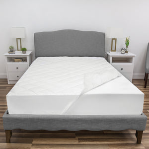 All Seasons Reversible Mattress Pad