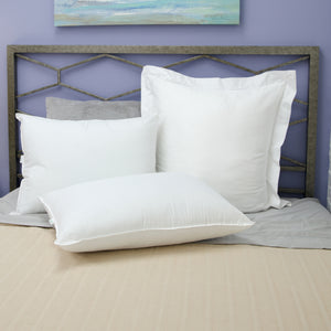 BioPEDIC Antimicrobial Ultra-Fresh Jumbo Bed Pillow - 2 Pack