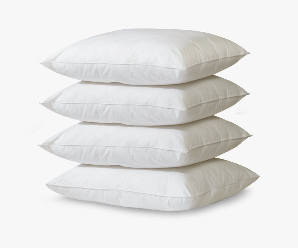 Eco Classic Standard Pillow - 4 Pack