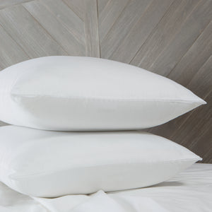 CoolMAX 400 Thread Count Cotton Jumbo Pillow 2 pack