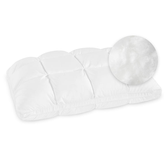 Memory Cloud Baffle Box Oversized Pillow