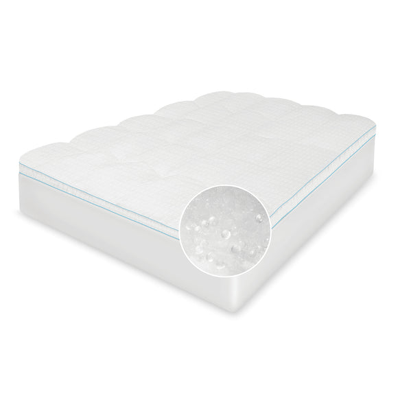 Gel Fusion Mattress Topper
