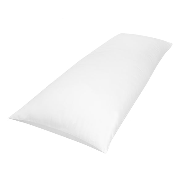 SensorPEDIC 300 Thread Count Cotton-Rich CoolMAX Fiber Filled Body Pillow