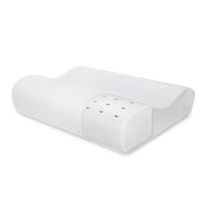 Essentials Memory Foam Contour Bed Pillow