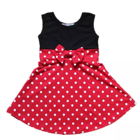 Minnie inspired dress ***4 week delivery time***