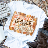 Womens fall Autumn breeze and pumpkins please tshirt