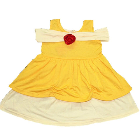 Belle inspired dress ***Pre-Order!! 4 week delivery time***