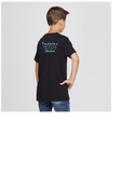 Seeds Academy Uniform-Boys Short sleeve tshirt (black)
