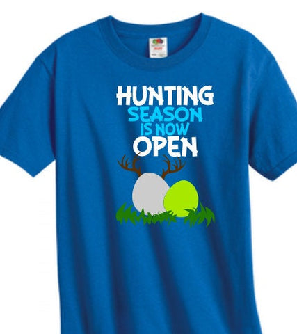Boys Huntins season is now Open shirt