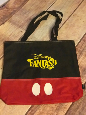 Disney cruise bag, fe bag, fe gift, cabin gift, fish extender, mickey bag, tote bag, cruise tote, cruise gift, fantasy bags, dream bag,