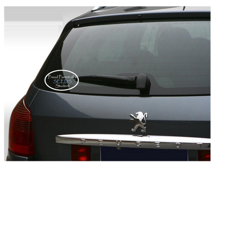 Seeds Car decal
