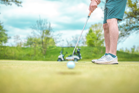 Five Reasons Why You Should Play Golf