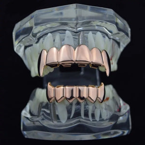 Fanged Grill Sets