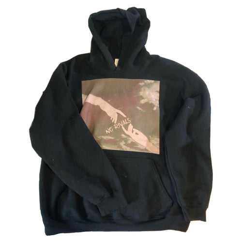 No Rivals Vintage archive hoodie