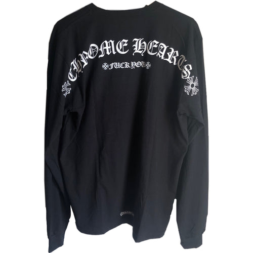 Chrome Hearts F*ck You Long Sleeve