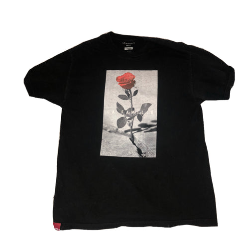 La Familia Rose From The Concrete Vintage Shirt