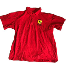 Load image into Gallery viewer, Vintage Ferrari Collared Shirt