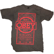Load image into Gallery viewer, Obey Propaganda Vintage tee
