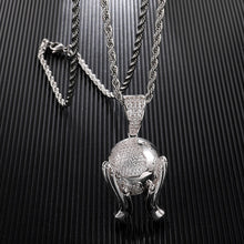 Load image into Gallery viewer, The World Is Yours Pendant