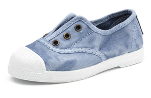 Scarpe NATURAL WORLD Azzurre - Junior & Co.it