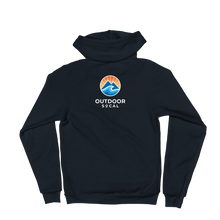 Load image into Gallery viewer, OSC Technicolor Logo Hoodie Sweatshirt