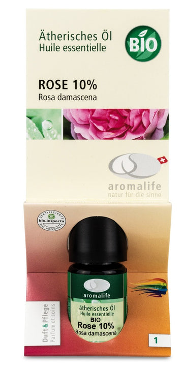 AROMALIFE TOP Rose 10% Äth Öl 5 ml