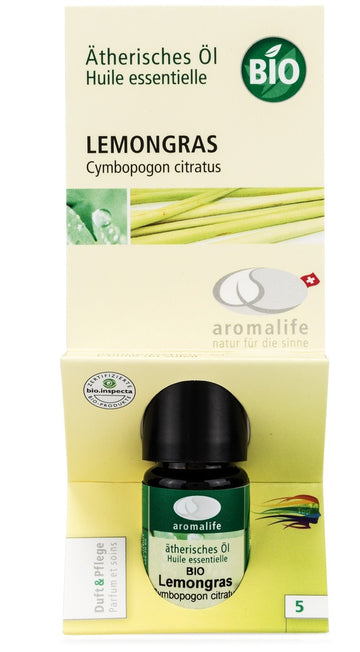 Aromalife ätherisches Öl Lemongras 5ml