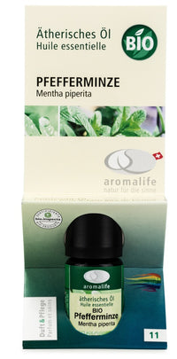 Aromalife ätherisches Öl Pfefferminze 5ml
