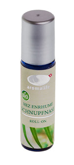 AROMALIFE Schnupfnase Roll on 10 ml
