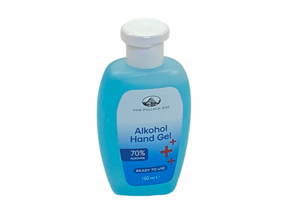 Hand Gel - 70% Alkohol - 150ml
