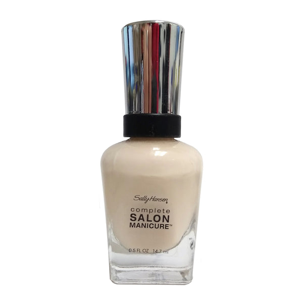Complete Salon Manicure Nail Polish, Sheer Ecstasy #200, 0.5 Fl. Oz., 1 Each, By COTY
