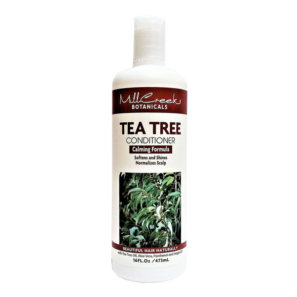 Mill Creek Tea Tree Conditioner, Calming Formula, 16 Fl. Oz, 1 Each, By Mill Creek Botanicals