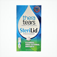 TheraTears® SteriLid® Eyelid Cleanser, 1.62 Fl. Oz (48 mL), 1 Each, By TheraTears