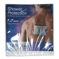 Aqua-Guard Shower Protection Barrier, 5 Ct., 1 Pack Each, By Covalon Technologies
