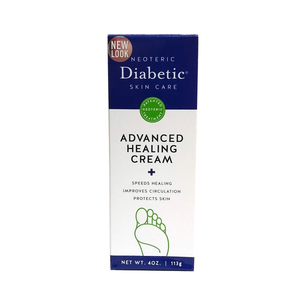 Neoteric Advanced Diabetic Healing Cream, 4 Oz, 1 Each, By Neoteric