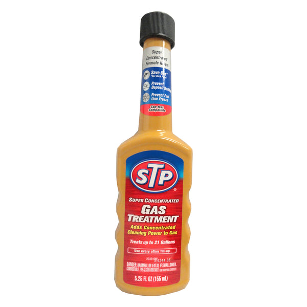 STP Super Concentrated Gas Treatment, 5.25 Fl Oz.,1 Each, By Armor All