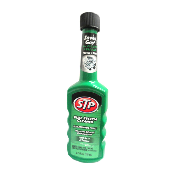 STP Fuel System Cleaner, For Ethanol Fuels, 5.25 fl. oz., 1 Each, By Armor All