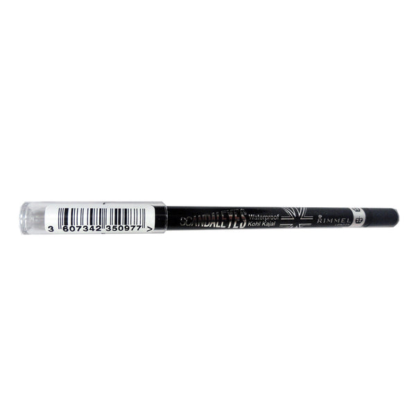 Rimmel Scandal Eyes Waterproof Eyeliner, Black 0.04 oz., 1 Each, By Coty