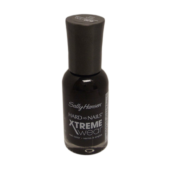 Sally Hansen Hard As Nails Xtreme Wear, 629/370 Black Out, 0.4 Oz., 1 Each, By Coty