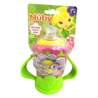 Nuby Flower Child No-Spill Cup, 7 Oz, 1 Each,  By Nuby