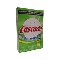 Cascade Powder With Dawn Dishwasher Detergent, Lemon Scent, 2.81 lb., 1 Each, By P&G
