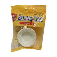 Cake Mate White Mini Baking Cups, 100 Ct., 1 Each, By Signature