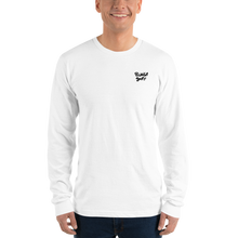 Load image into Gallery viewer, Bunga Surf White Long Sleeve t-shirt - Bunga Surf