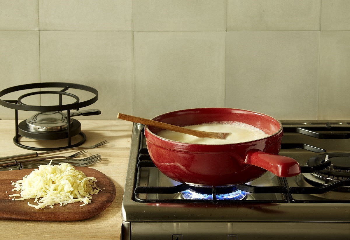 Our Favorite Recipes : The Perfect Cheese Fondue