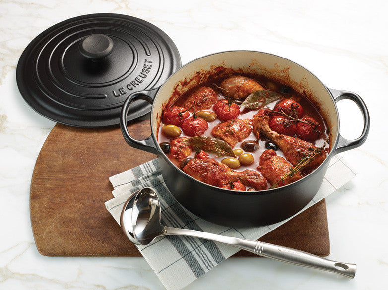 Our Favorite Recipes; Baked Chicken with Tomato and Olives