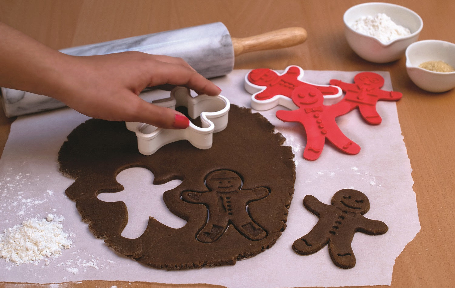 Our Favorite Recipes - Classic Gingerbread Cookies