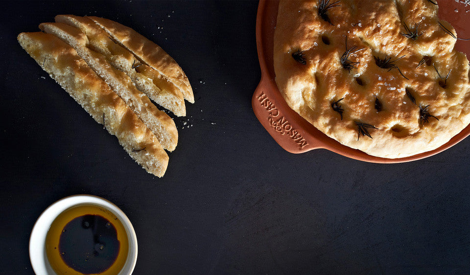 One of Our Favorite Recipes: Rosemary and Sun-Dried Tomato Focaccia