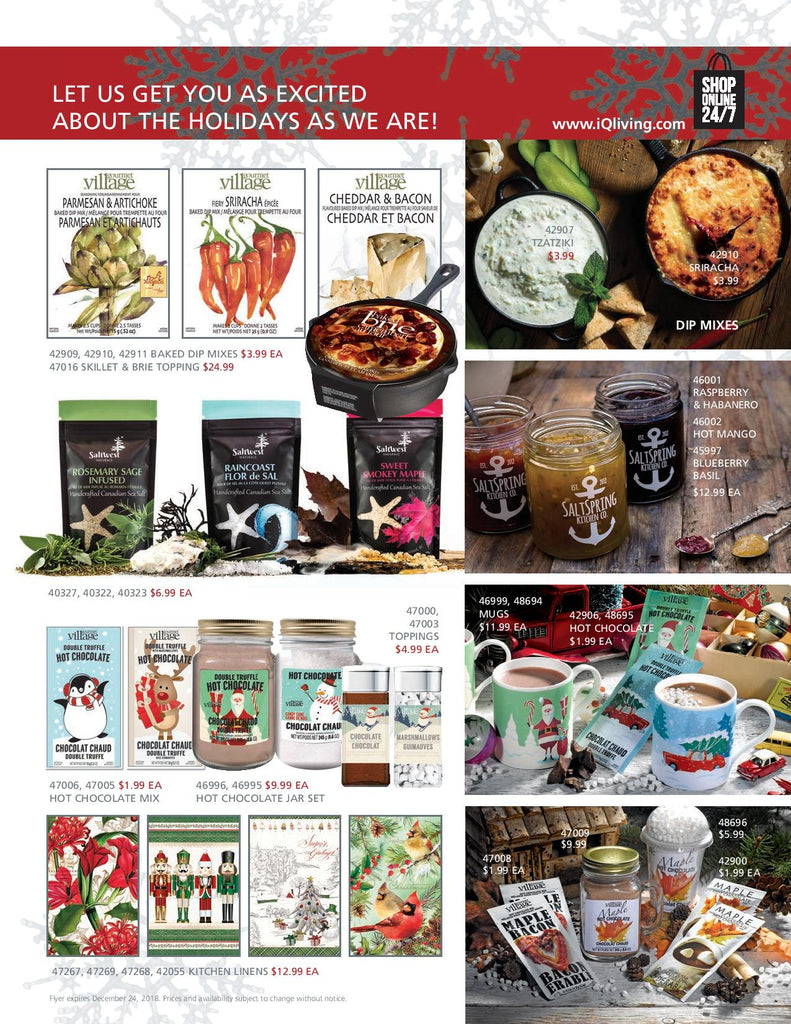 Holiday Inspirations Page 3