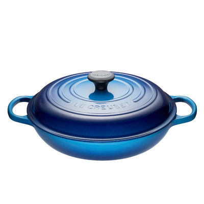 Blueberry, Le Creuset 3.5L Enameled Cast Iron Braiser
